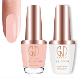 2-in-1 Nail Combo:  Gel & Lacquer #0011 | GND Canada® - CM Nails & Beauty Supply