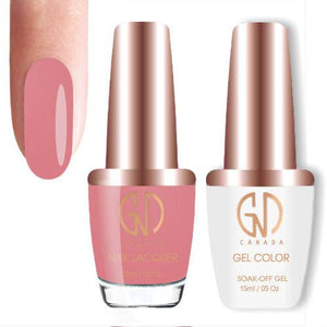2-in-1 Nail Combo:  Gel & Lacquer #0018 GND Canada® - CM Nails & Beauty Supply