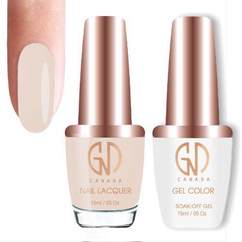 2-in-1 Nail Combo:  Gel & Lacquer #022 | GND Canada® - CM Nails & Beauty Supply