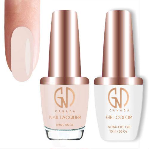 2-in-1 Nail Combo:  Gel & Lacquer #023 | GND Canada® - CM Nails & Beauty Supply