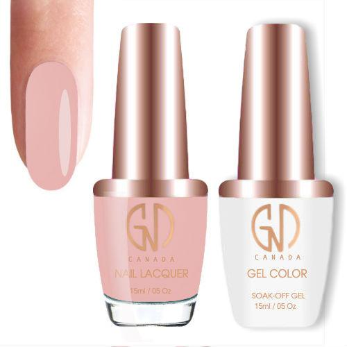 2-in-1 Nail Combo:  Gel & Lacquer #032| GND Canada® - CM Nails & Beauty Supply