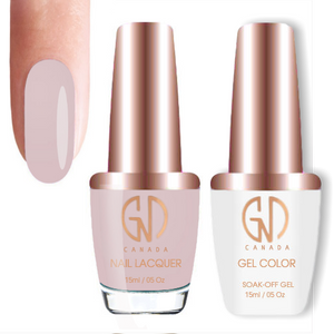 2-in-1 Nail Combo:  Gel & Lacquer #041 | GND Canada® - CM Nails & Beauty Supply
