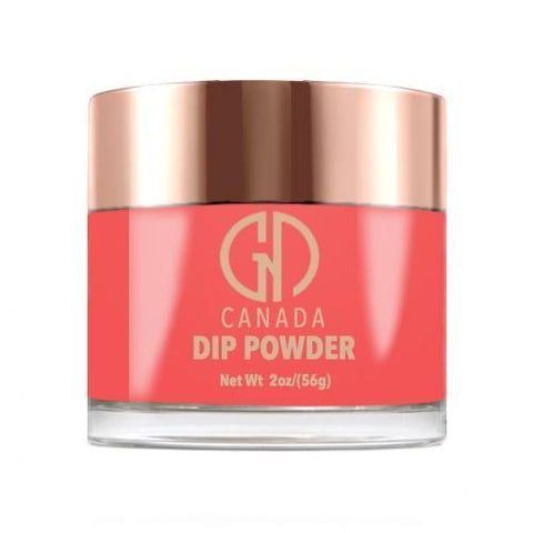 068 Strawberry Daiquiri  | GND Canada®️ Dipping Powder | 2oz