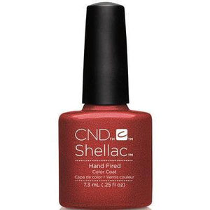 CND Shellac - Hand Fired (0.25 oz) | CND - CM Nails & Beauty Supply