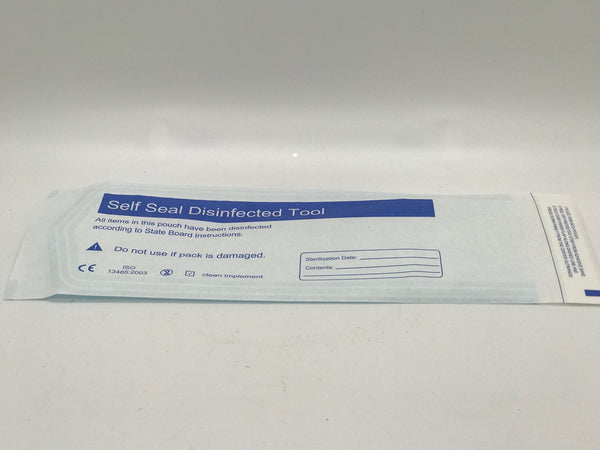 Self-Sealing Sterilization Pouch - CM Nails & Beauty Supply
