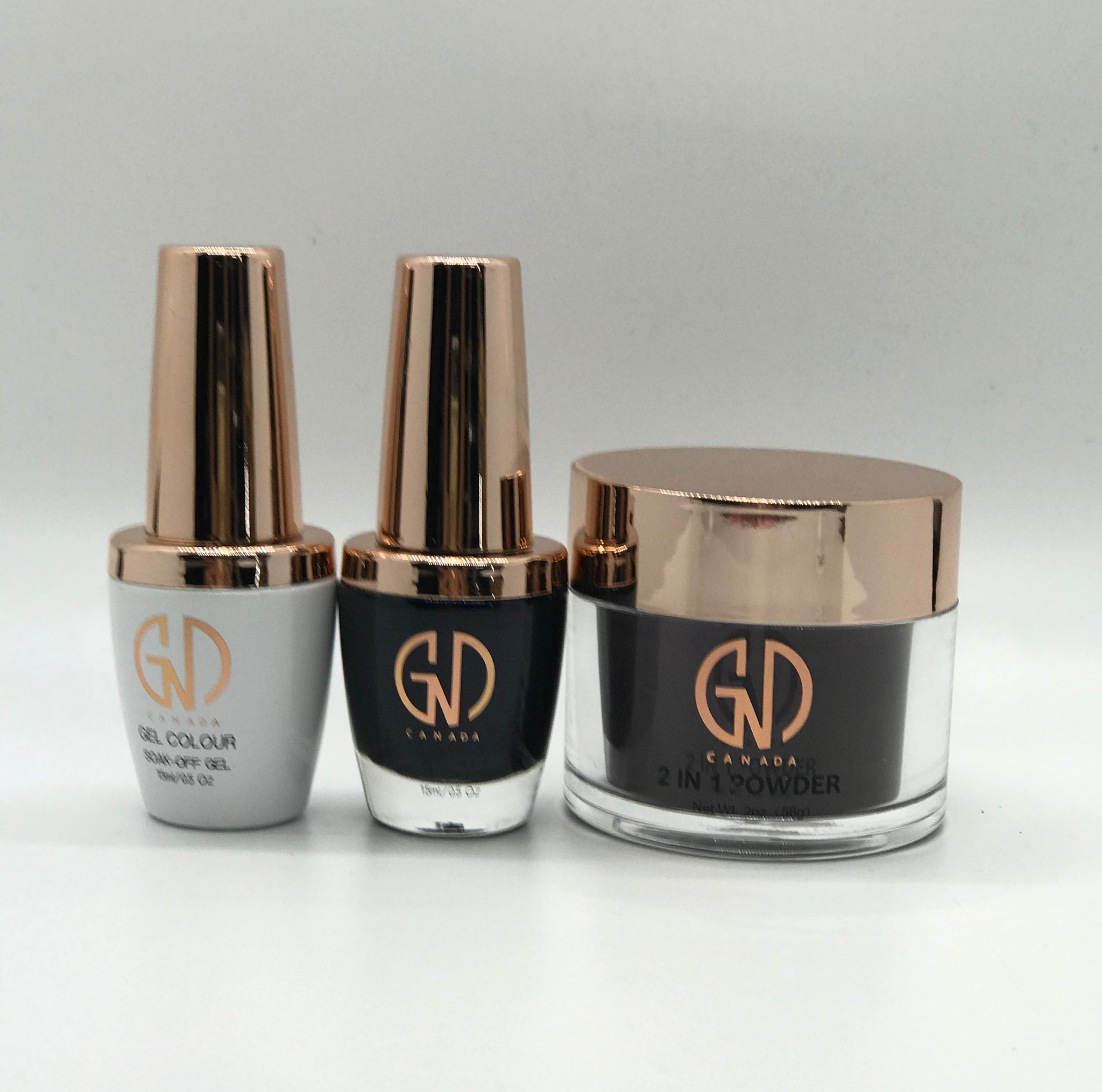 3-in-1 Nail Combo: Dip, Gel & Lacquer #204 | GND Canada® - CM Nails & Beauty Supply