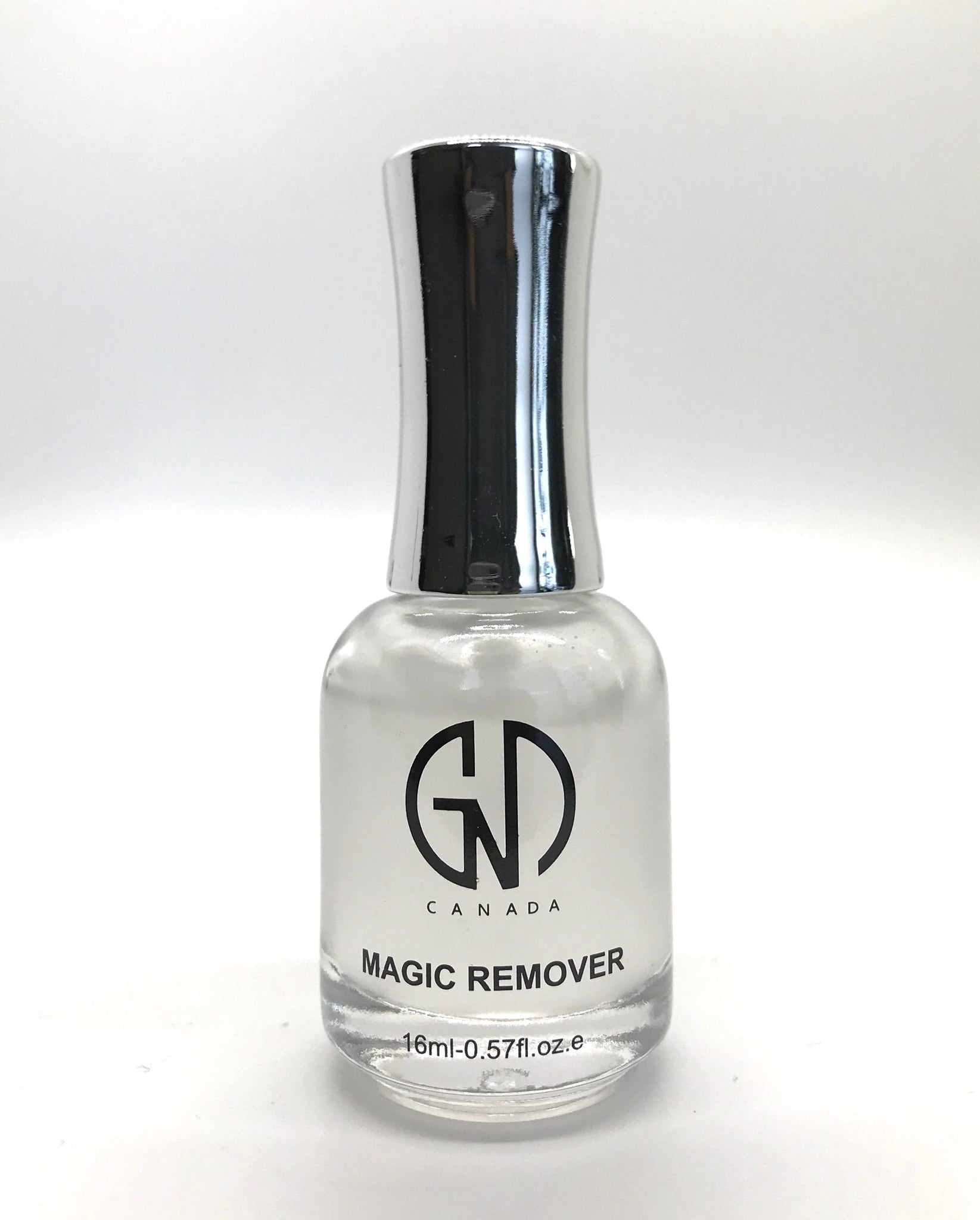GND Magic Gel Polish Remover | GND Canada® - CM Nails & Beauty Supply