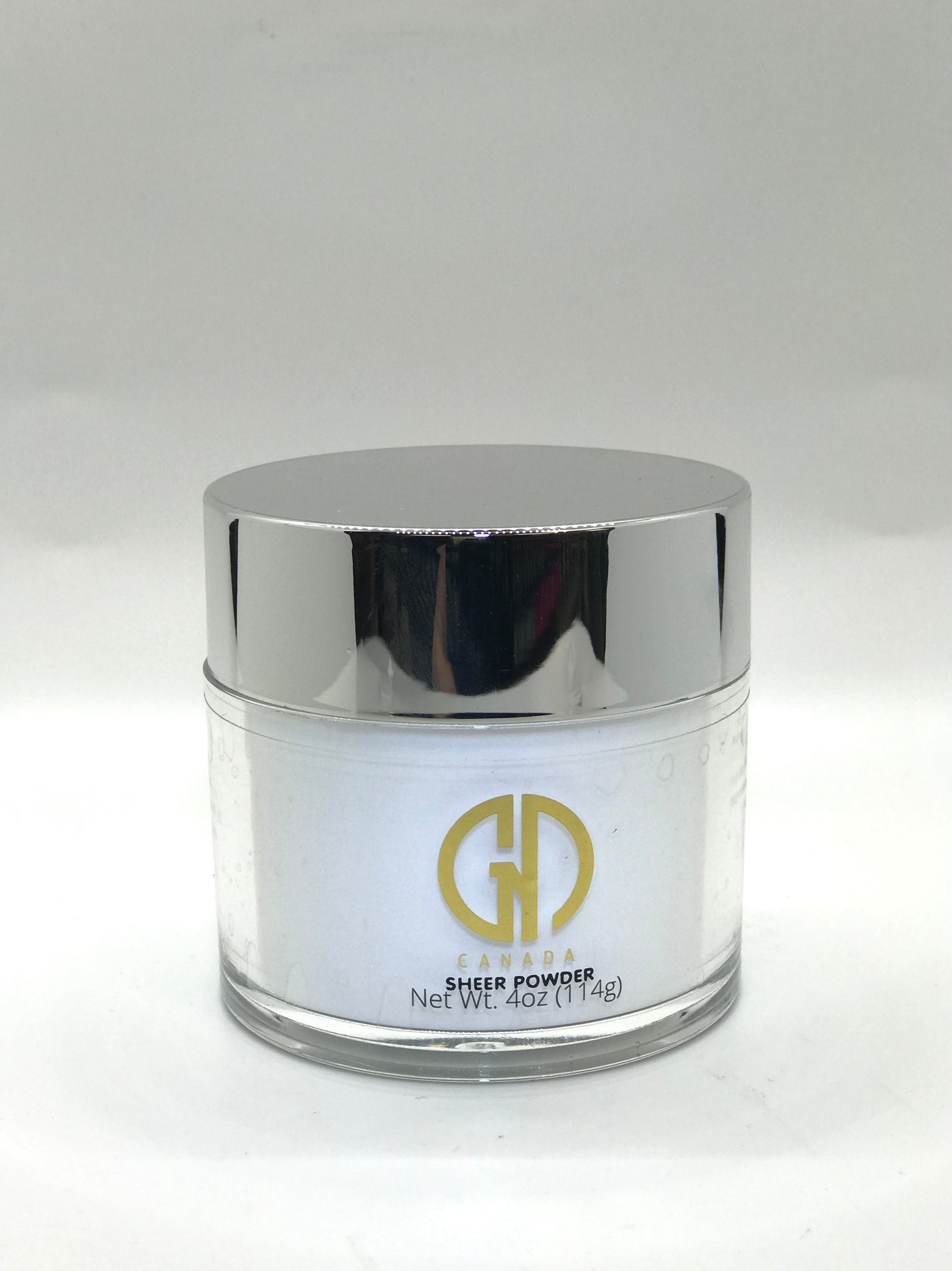 2-in-1 Acrylic Sheer Powder (4 oz) | GND Canada® - CM Nails & Beauty Supply