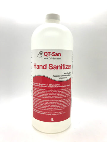 Hand Sanitizer 1L - CM Nails & Beauty Supply