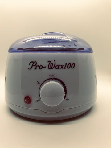 PRO-WAX 100 Hot Wax Heater/Warmer | Single Wax Warmer - CM Nails & Beauty Supply