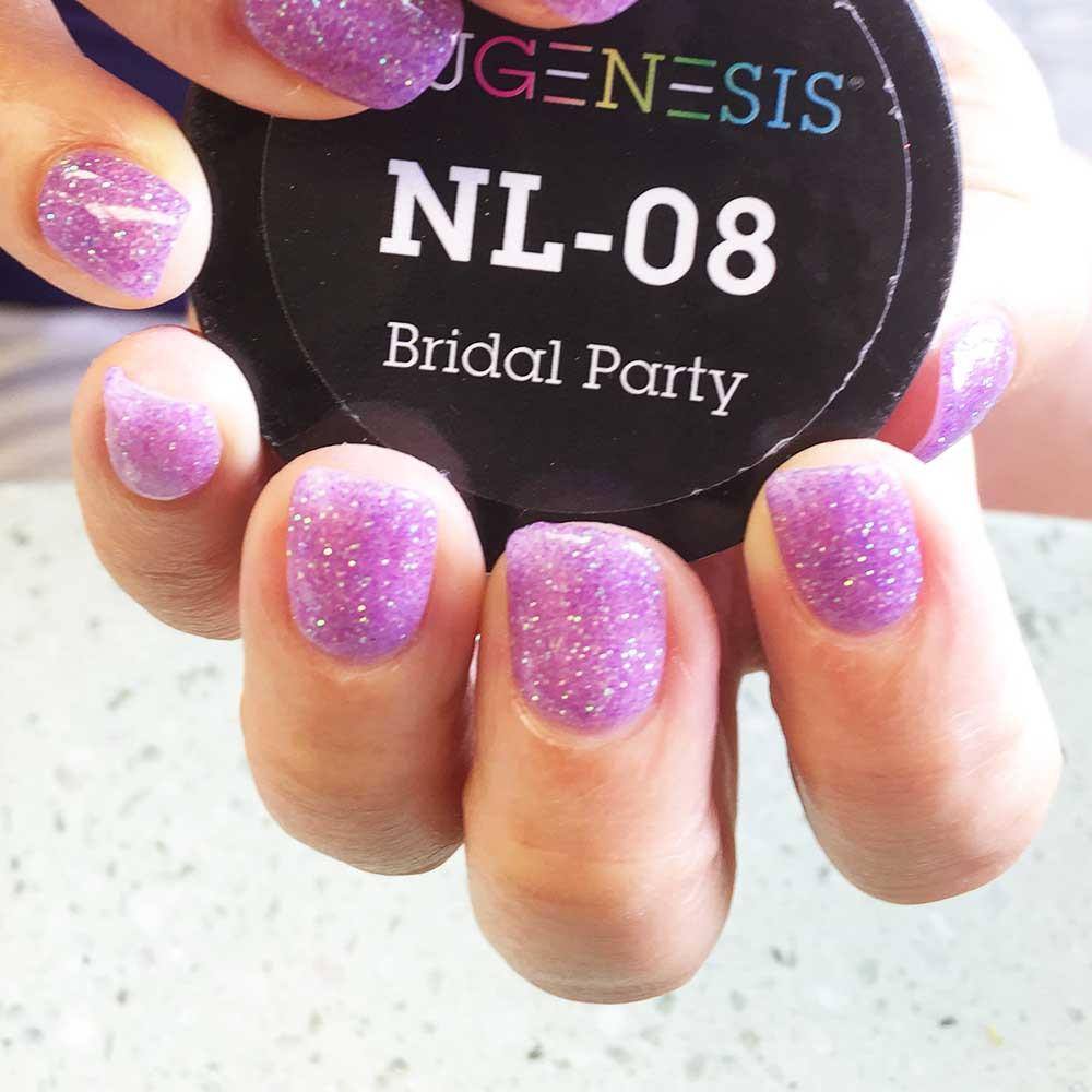 NuGenesis - Bridal Party NL 08 | NuGenesis® - CM Nails & Beauty Supply