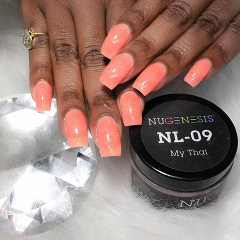 NuGenesis - My Thai NL 09 | NuGenesis® - CM Nails & Beauty Supply