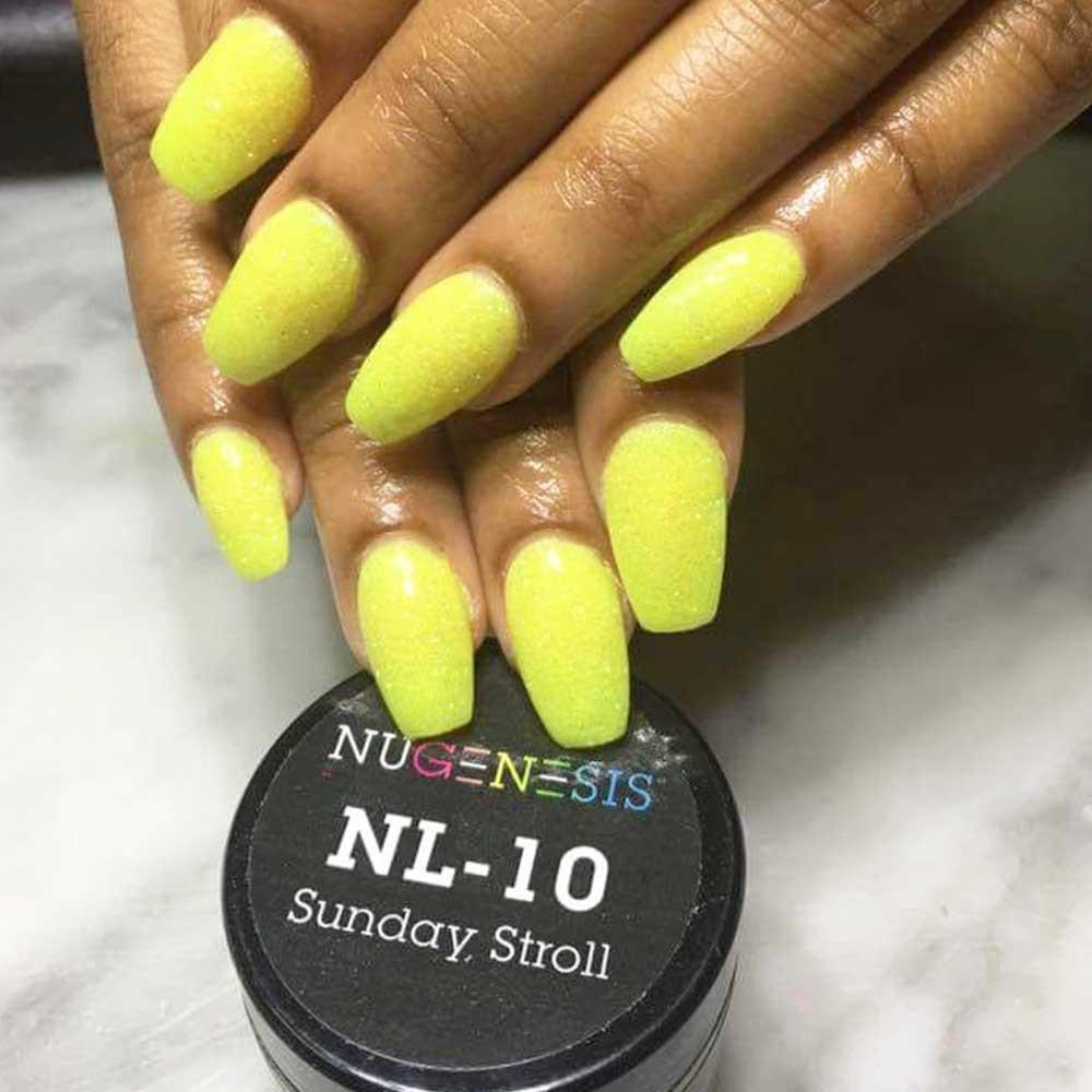 NuGenesis - Sunday Stroll NL 10 | NuGenesis® - CM Nails & Beauty Supply