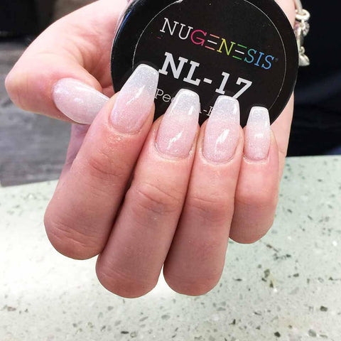 NuGenesis - Peek-A-Boo NL 17 | NuGenesis® - CM Nails & Beauty Supply