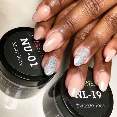 NuGenesis - NU 01 Misty Rose | NuGenesis® - CM Nails & Beauty Supply