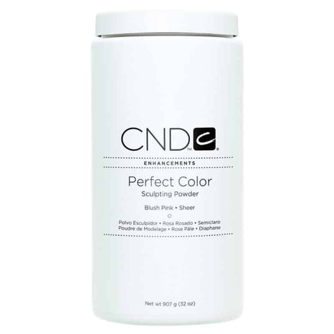 CND Perfect Color Sculpting Powder - Blush Pink + Sheer (907g, 32oz). - CM Nails & Beauty Supply