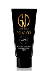 GND Polar Gel Clear | GND Canada® 2.Oz( Onsale) - CM Nails & Beauty Supply