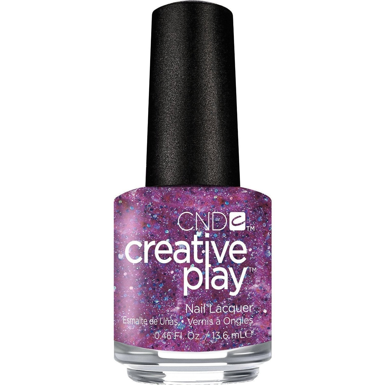 CND Creative Play Nail Polish - Positively Plumsy | CND - CM Nails & Beauty Supply