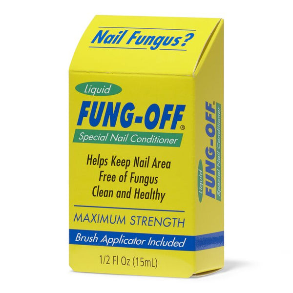 Fung Off® Liquid Nail Conditioner - CM Nails & Beauty Supply
