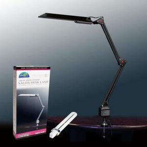Energy Efficent Salon Desk Lamp with Bulb | 13W - CM Nails & Beauty Supply