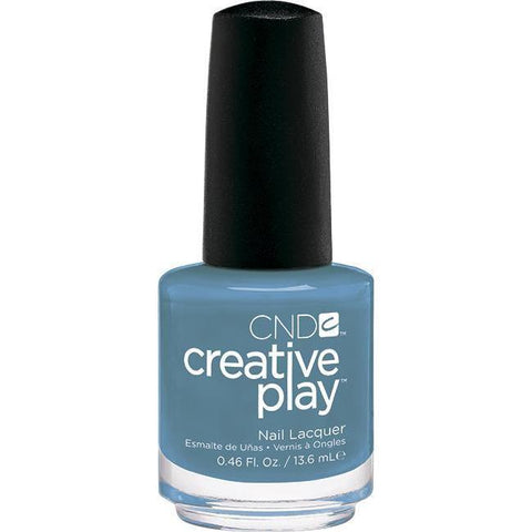 CND Creative Play Nail Polish - Teal The Wee Hours | CND - CM Nails & Beauty Supply