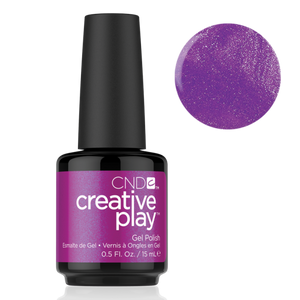 CND Creative Play Gel Polish - The Fuchsia Is Ours | CND - CM Nails & Beauty Supply