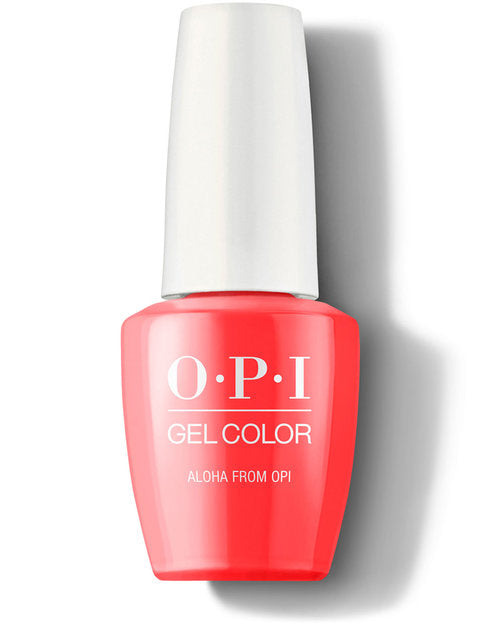 OPI GelColor - Aloha from OPI | OPI® - CM Nails & Beauty Supply