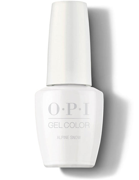 OPI GelColor - Alpine Snow | OPI® - CM Nails & Beauty Supply