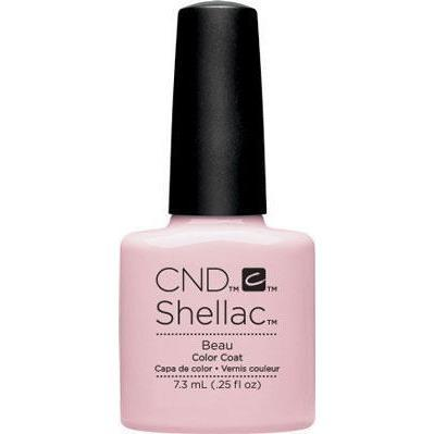 CND Shellac - Beau (0.25 oz) | CND - CM Nails & Beauty Supply