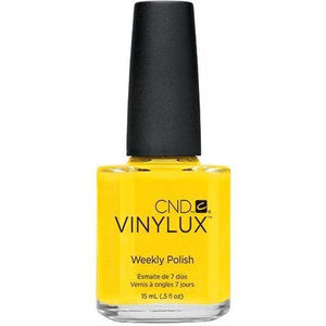 CND Vinylux #104 Bicycle Yellow | CND - CM Nails & Beauty Supply