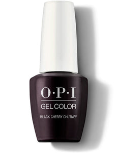 OPI GelColor - Black Cherry Chutney | OPI® - CM Nails & Beauty Supply