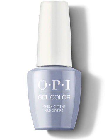 OPI GelColor - Check Out the Old Geysirs | OPI® - CM Nails & Beauty Supply