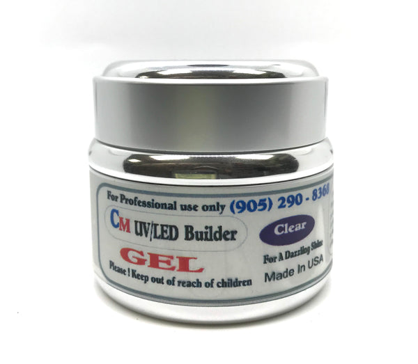 CM Gel Builder 2.oz - CM Nails & Beauty Supply