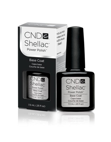 CND Shellac - Base Coat 0.25 oz (7.3 ml) | CND (Sold out ) - CM Nails & Beauty Supply