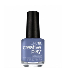 CND Creative Play Nail Polish - Steel The Show | CND - CM Nails & Beauty Supply