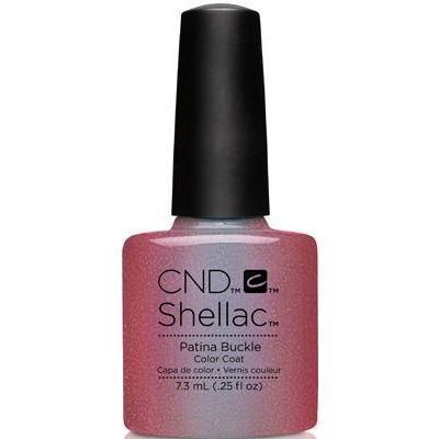 CND Shellac - Patina Buckle (0.25 oz) | CND