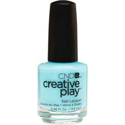 CND Creative Play Nail Polish - Amuse-Mint | CND - CM Nails & Beauty Supply