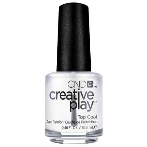 CND Creative Play Nail Polish - Top Coat | CND - CM Nails & Beauty Supply