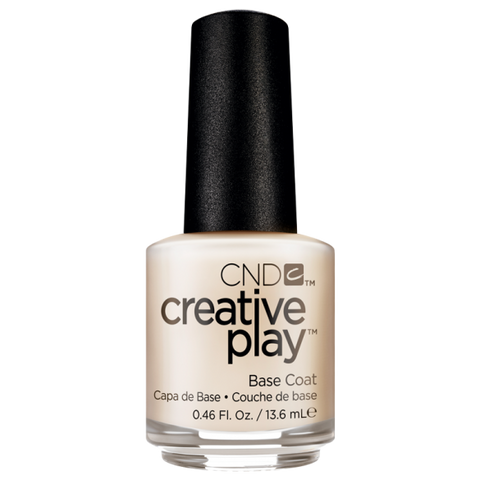 CND Creative Play Nail Polish - Base Coat | CND - CM Nails & Beauty Supply