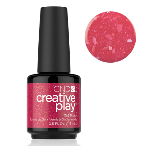 CND Creative Play Gel Polish - Revelry Red | CND - CM Nails & Beauty Supply