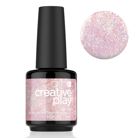 CND Creative Play Gel Polish - Tutu Be or Not To Be | CND - CM Nails & Beauty Supply