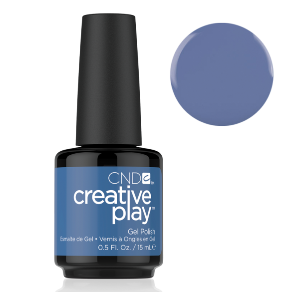 CND Creative Play Gel Polish - Steel The Show | CND - CM Nails & Beauty Supply