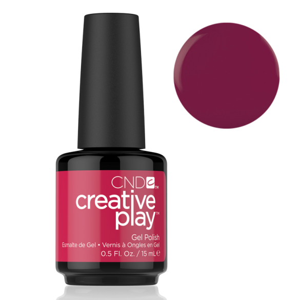 CND Creative Play Gel Polish - Berry Busy | CND - CM Nails & Beauty Supply