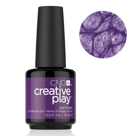 CND Creative Play Gel Polish - Miss Purplelarity | CND - CM Nails & Beauty Supply