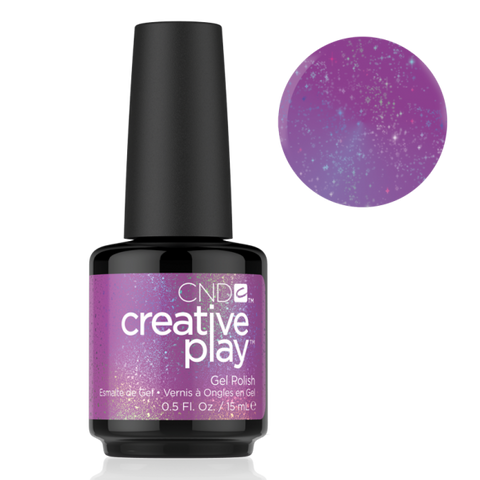 CND Creative Play Gel Polish - Positively Plumsy | CND - CM Nails & Beauty Supply