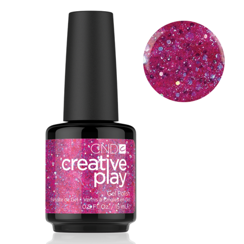 CND Creative Play Gel Polish - Dazzleberry | CND - CM Nails & Beauty Supply