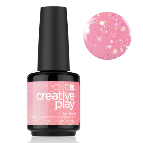 CND Creative Play Gel Polish - Pinkle Twinkle | CND - CM Nails & Beauty Supply