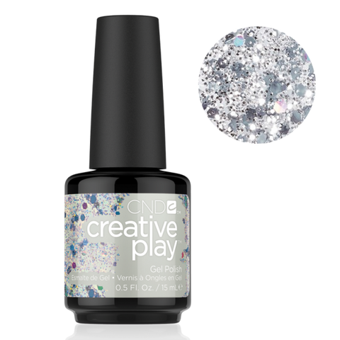 CND Creative Play Gel Polish - Bling Toss | CND - CM Nails & Beauty Supply