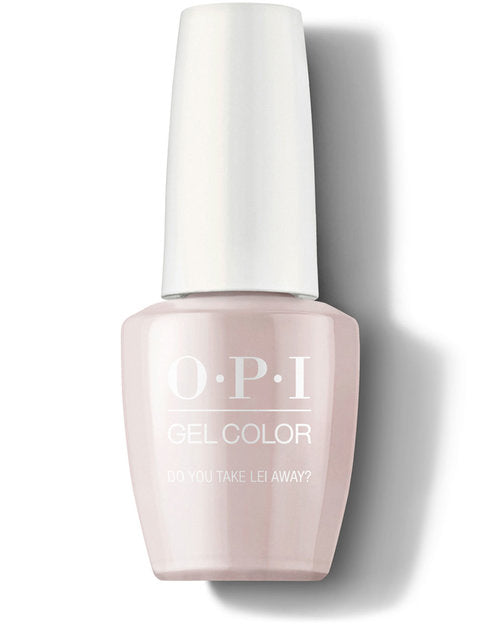 OPI GelColor - Do You Take Lei Away? | OPI® - CM Nails & Beauty Supply