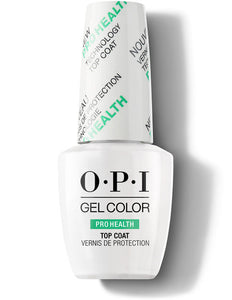 OPI GelColor - ProHealth Top Coat | OPI®